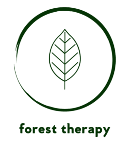 forest therapy logo
